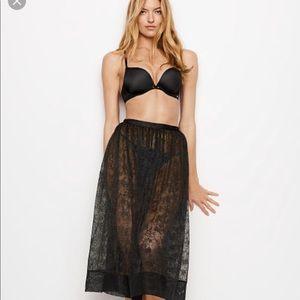 Victoria's Secret lace skirt